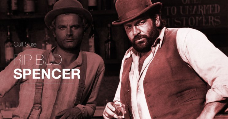 Bud Spencer kuollut Terence Hill
