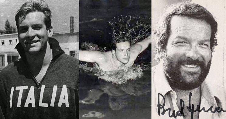 Bud Spencer nuorena Carlo Pedersoli