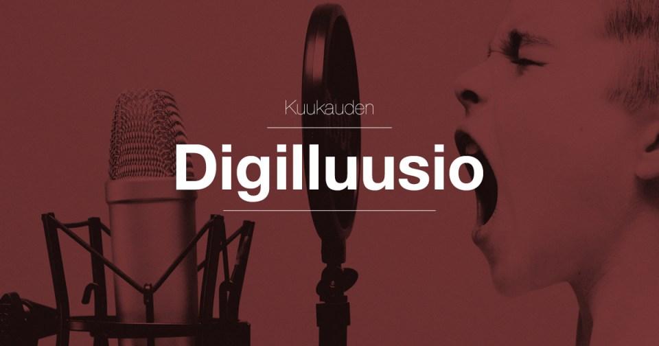 Google audio Digilluusio