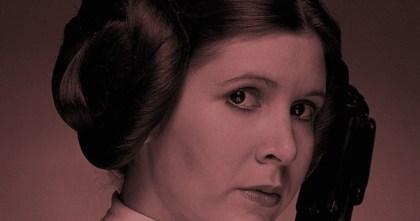 Arvostelussa Carrie Fisherin The Princess Diarist
