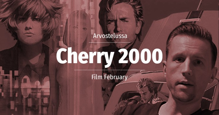 Cherry 2000 Melanie Griffith