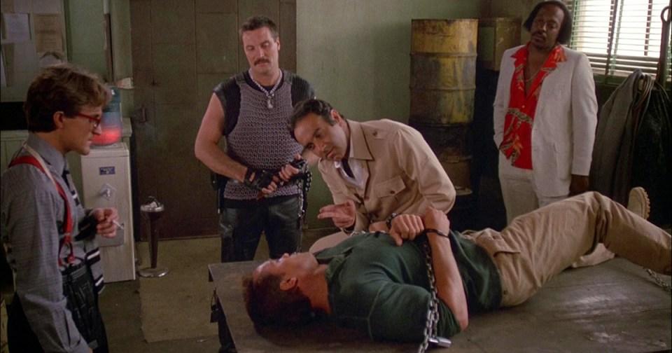 Commando elokuva Schwarzenegger