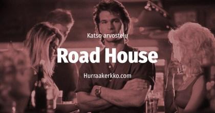 Arvostelussa Road House (1989) – katso video!