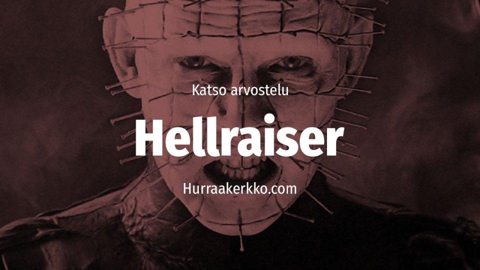 Hellraiser Pinhead