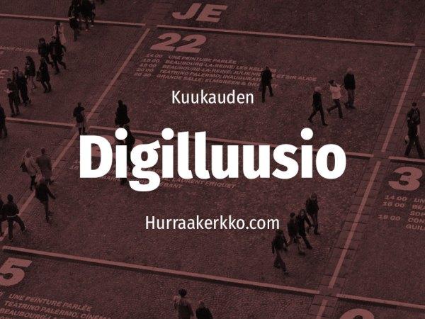Kuukauden Digilluusio: Millainen on hyvä sosiaalisen median sisältökalenteri?