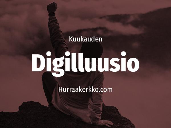 Kuukauden Digilluusio: 100 somevinkkiä 100 artikkelin kunniaksi!