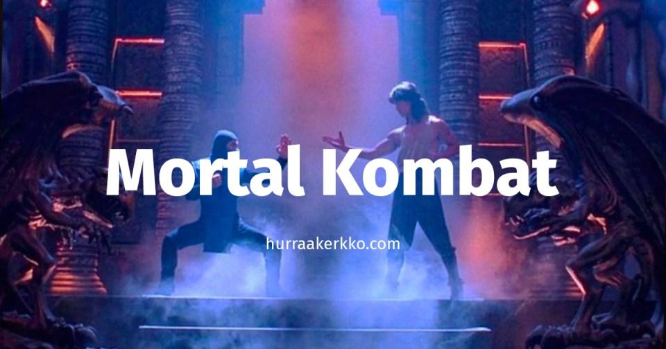 Mortal Kombat 1995 liu kang sub zero
