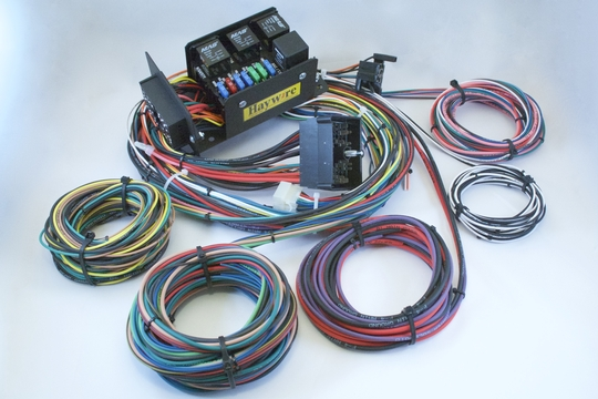 wiring harness hurricane motorsports Big Dog Wiring Harness