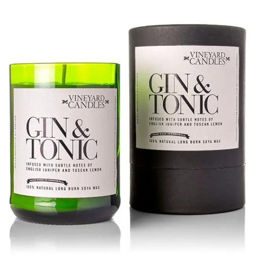 Gin & Tonic Vineyard Candles Vineyard Collection