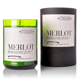 Merlot Vineyard Candles Vineyard Collection
