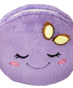 Big Squishable Comfort Food Purple Macaron - 38 cm