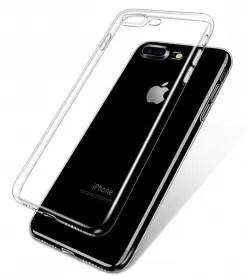 111429 Transparent TPU Case iPhone 8/7 PLUS
