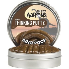Crazy Aaron Thinking Putty Sparkle Dino Poo