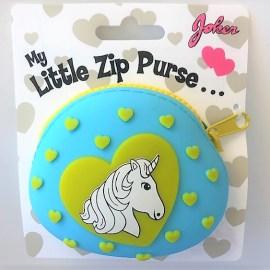 My Little Zip Purse - Unicorn
