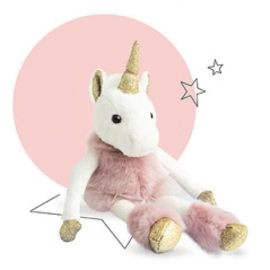 Histoire d'Ours Licorne Rose - Unicorn