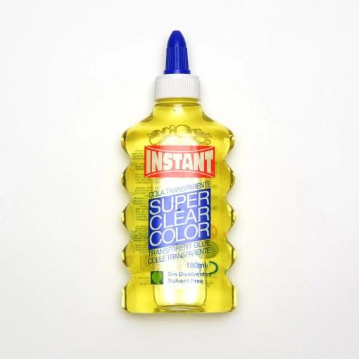Super Clear Color Glue Slime PVA Lim
