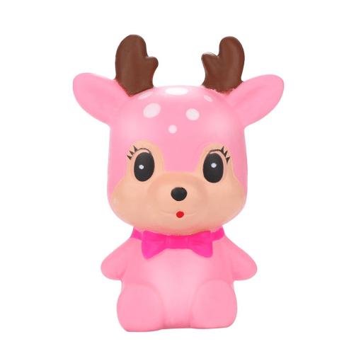 Squishy Rosa Rådjur