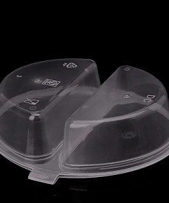 Plastburk 2 Fack 6-pack