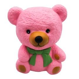 Squishy Rosa Teddybjörn