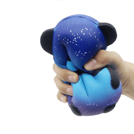 Squishy Jumbo Galaxy Panda