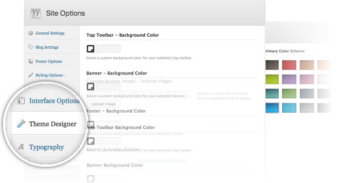 Premium WordPress Theme