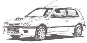 Nissan Sunny 2.0