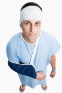 California workers comp. Injured worker