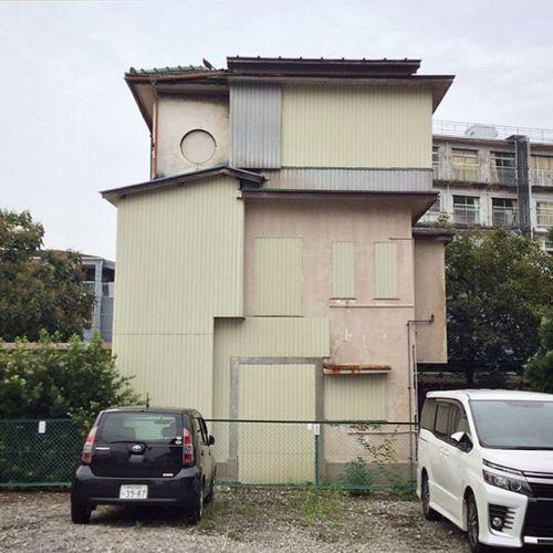 この家、どういう造りになっているのだろうか?