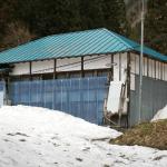 喜多方市の古民家5万円。土地約100坪(家賃じゃないよ)