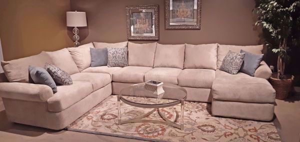 cora 3 pc sectional