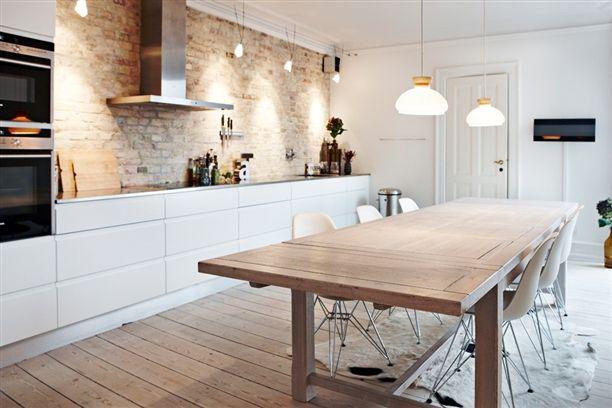 ekstra bordplads køkken