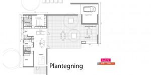 Fra skitsefase til byggeansøgning - plan