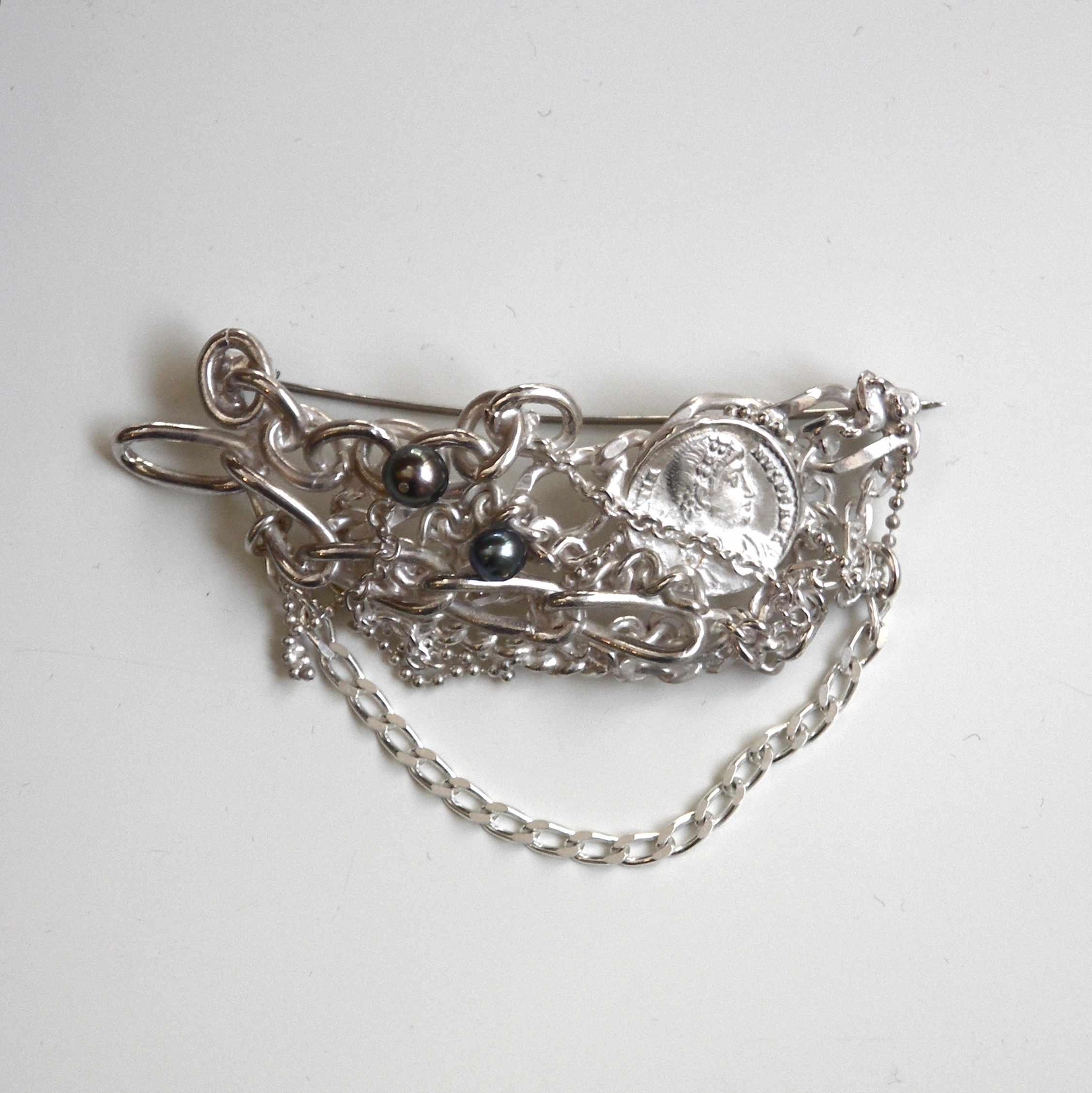 TCP-Tangled chain pin