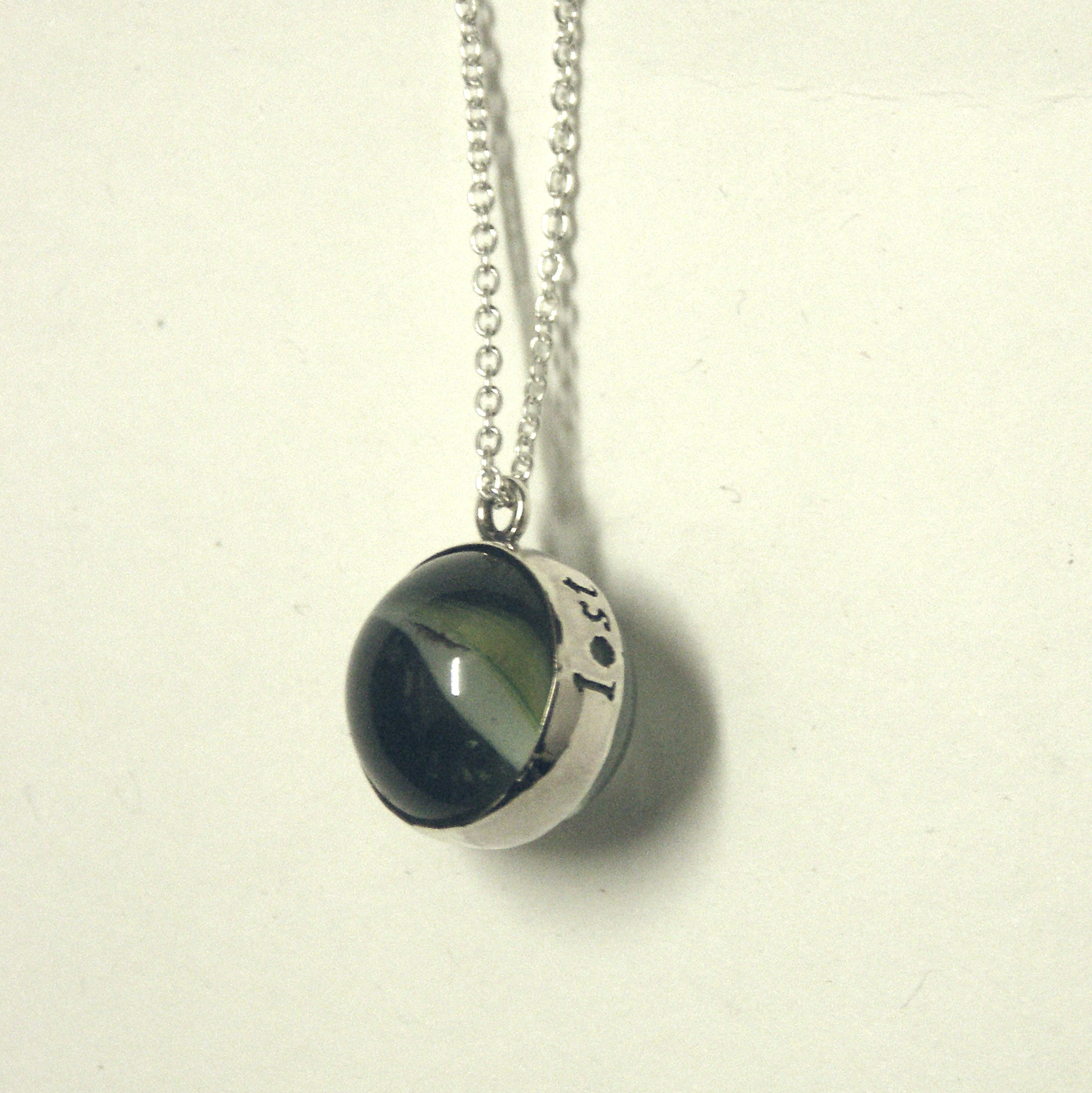 LMN-Lost marble necklace