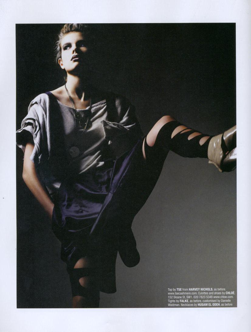 Tank UK - Observer Fashion 2008-March