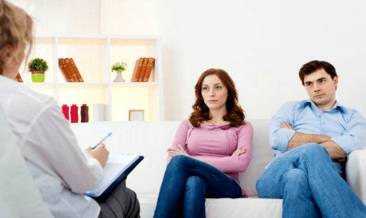 Marriage counselling