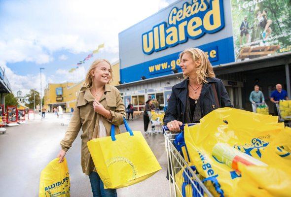 Gekås i Ullared & Julmarknad på Liseberg