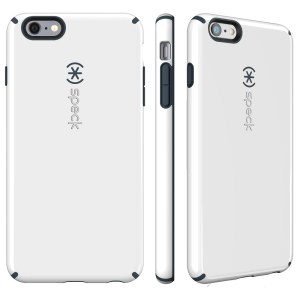Carcasa iPhone 6S Plus CandyShell White Charcoal Grey