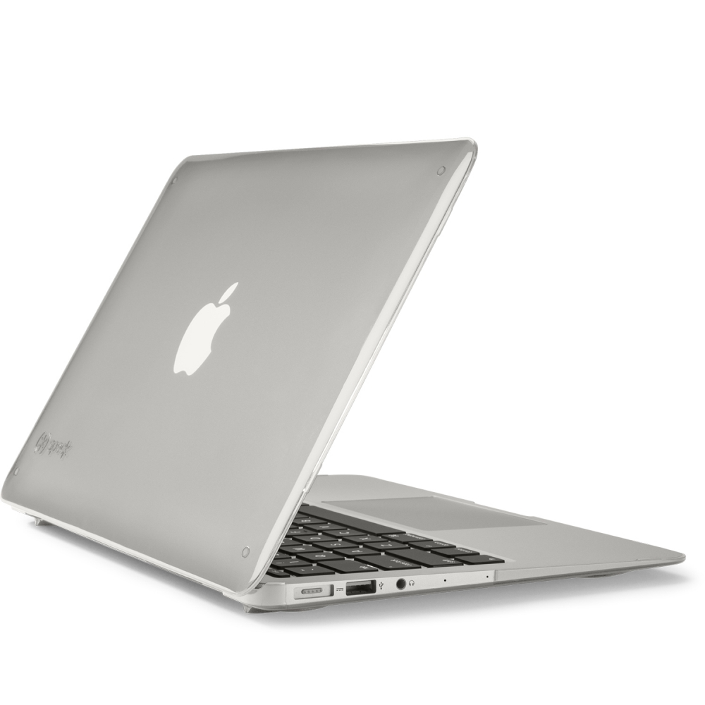 "Husa MacBook Air 13"" 2010-2017 SeeThru Semitransparenta"