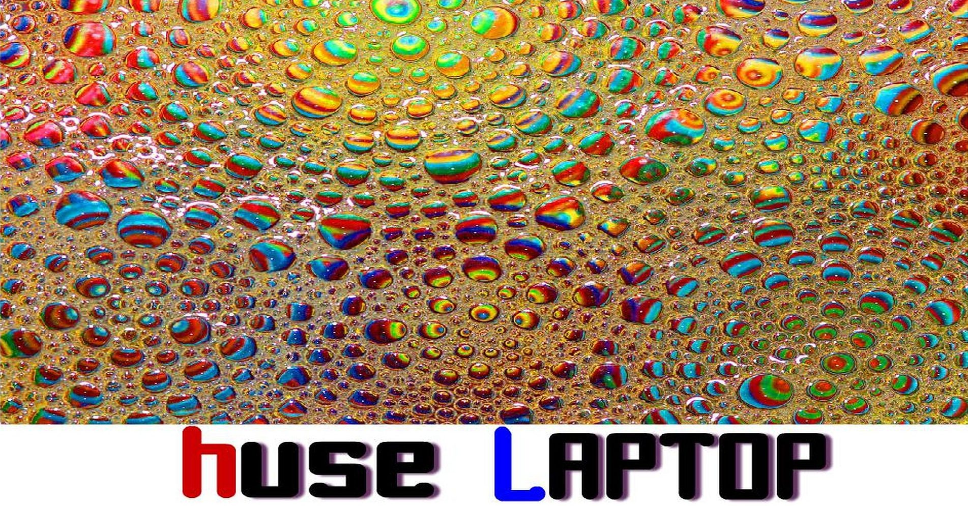 Huse Laptop