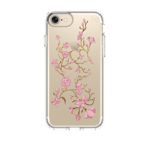 carcasa model floral iphone 7