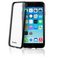 Bumper iPhone 6 Plus, 6s Plus Microshield Accent negru