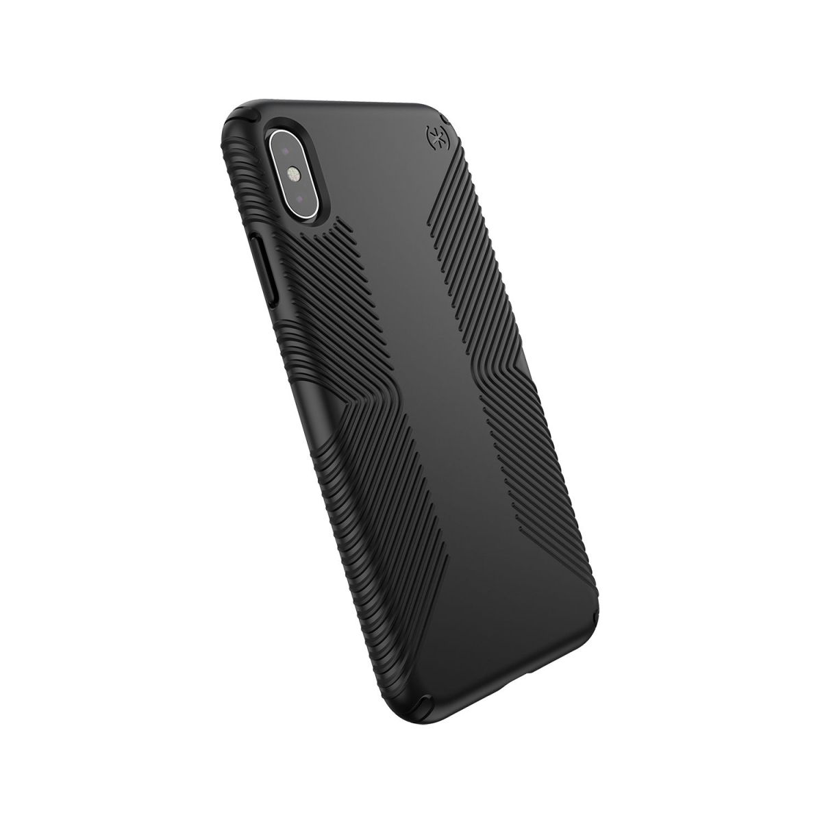 Carcasa iPhone Xs Max Presidio Grip neagra