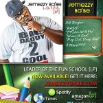 4x6 flyer for Jemezzy