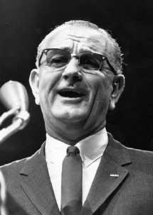 Lyndon B. Johnson, LBJ