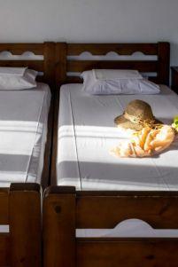 morning dip-mediterranean-rent-team unit-cardamyli-beach CHK2005 37