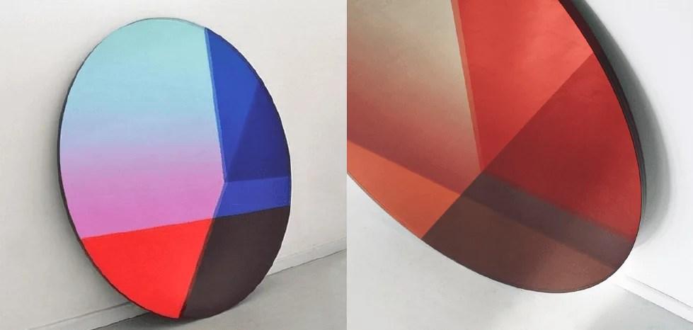 trends color block colorful mirror sabine marcelis