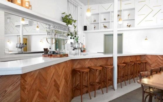 BROOKLYN: Un café très américain