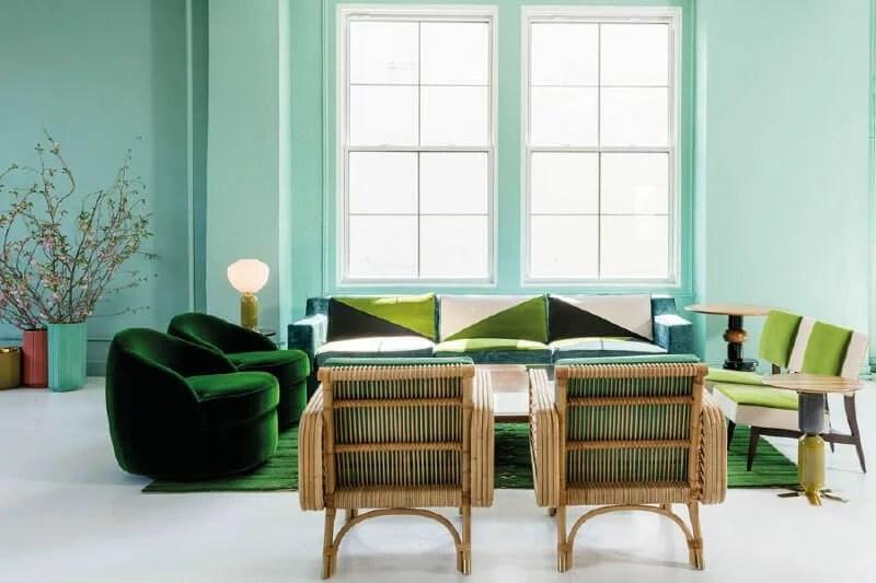 get the look india mahdavi designer furniture pucci NYC huskdesignblog