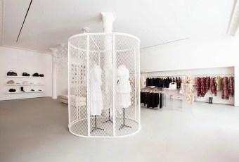 NEW YORK: La première boutique de Simone Rocha à Soho